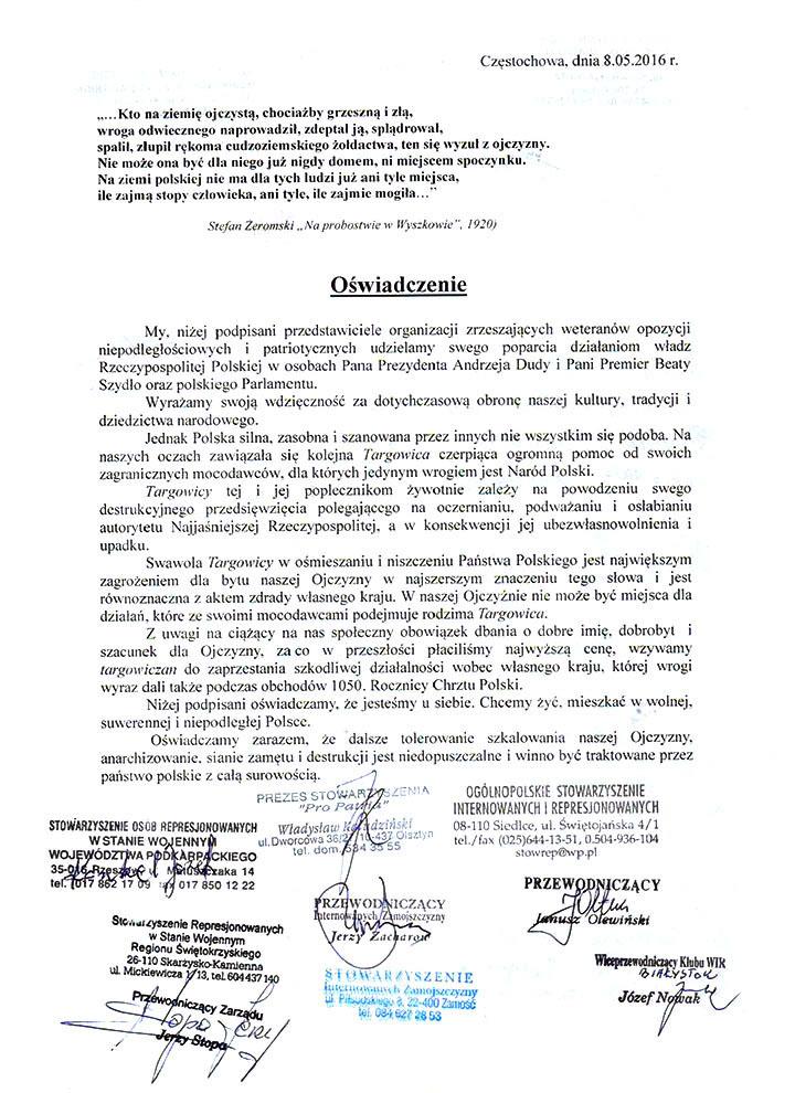 Oświadczenie ws. popracia-1