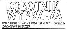 robotnik wybrzeża logo