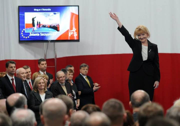 Jolanta Szczypinska PiS 2014 EU