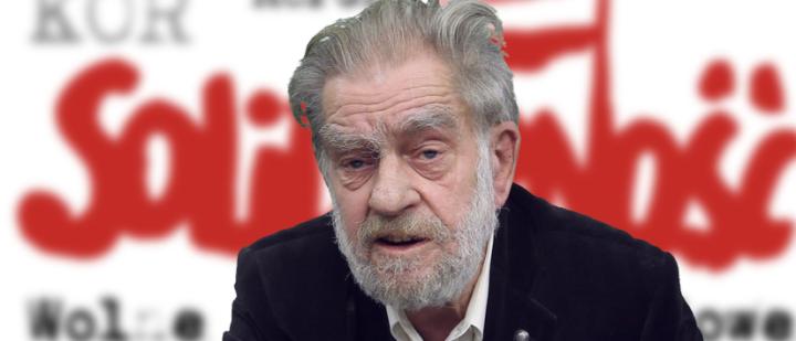 Andrzej Gwiazda fot. Maskacjusz TV YT